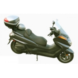 Cybersizzle 100L pack for Scooters & Mopeds